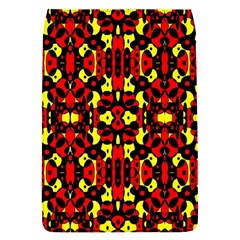 Red Black Yellow 5 Flap Covers (s)