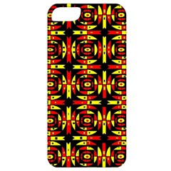 Red Black Yellow 9 Apple Iphone 5 Classic Hardshell Case