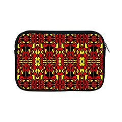 Red Black Yellow 8 Apple Ipad Mini Zipper Cases