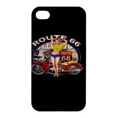 Route 66 Apple Iphone 4/4s Hardshell Case