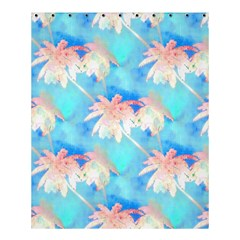 Palm Trees Summer Afternoon Shower Curtain 60  X 72  (medium)
