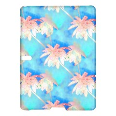 Palm Trees Summer Afternoon Samsung Galaxy Tab S (10 5 ) Hardshell Case