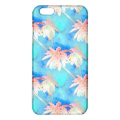 Palm Trees Summer Afternoon Iphone 6 Plus/6s Plus Tpu Case