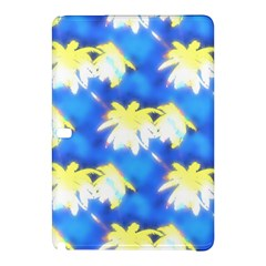 Palm Trees Bright Blue Green Samsung Galaxy Tab Pro 10 1 Hardshell Case