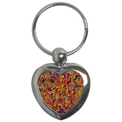 G 6 Key Chains (heart)