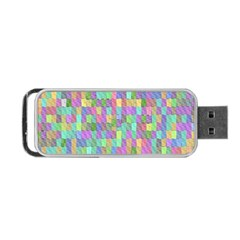G 9 Portable Usb Flash (two Sides)