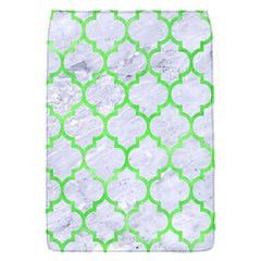 Tile1 (r) White Marble & Green Watercolor Flap Covers (s)