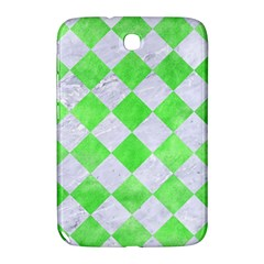 Square2 White Marble & Green Watercolor Samsung Galaxy Note 8 0 N5100 Hardshell Case