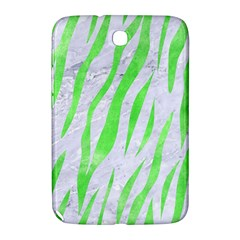 Skin3 White Marble & Green Watercolor (r) Samsung Galaxy Note 8 0 N5100 Hardshell Case