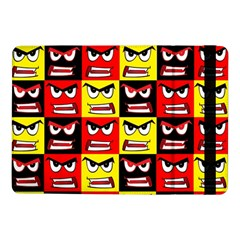 Angry Face Samsung Galaxy Tab Pro 10 1  Flip Case