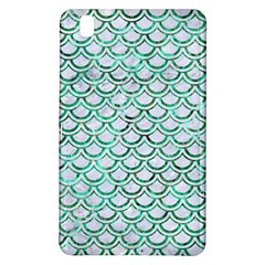 Scales2 White Marble & Green Marble (r) Samsung Galaxy Tab Pro 8 4 Hardshell Case