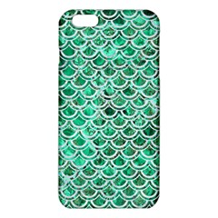 Scales2 White Marble & Green Marble Iphone 6 Plus/6s Plus Tpu Case