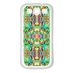 H 8 Samsung Galaxy S3 Back Case (white)