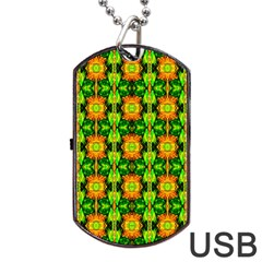 I 1 Dog Tag Usb Flash (one Side)