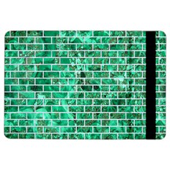 Brick1 White Marble & Green Marble Ipad Air 2 Flip