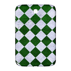 Square2 White Marble & Green Leather Samsung Galaxy Note 8 0 N5100 Hardshell Case