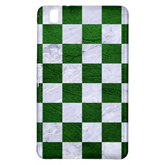 Square1 White Marble & Green Leather Samsung Galaxy Tab Pro 8 4 Hardshell Case