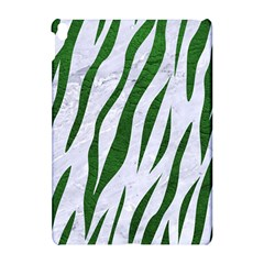 Skin3 White Marble & Green Leather (r) Apple Ipad Pro 10 5   Hardshell Case