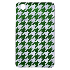 Houndstooth1 White Marble & Green Leather Samsung Galaxy Tab Pro 8 4 Hardshell Case
