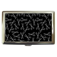 Scissors Pattern Cigarette Money Cases