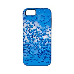 Blue Balloons In The Sky Apple Iphone 5 Classic Hardshell Case (pc+silicone)