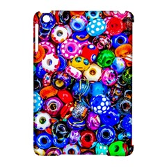 Colorful Beads Apple Ipad Mini Hardshell Case (compatible With Smart Cover) by FunnyCow