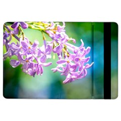 Beautiful Pink Lilac Flowers Ipad Air 2 Flip by FunnyCow