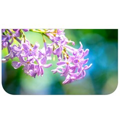 Beautiful Pink Lilac Flowers Lunch Bag by FunnyCow