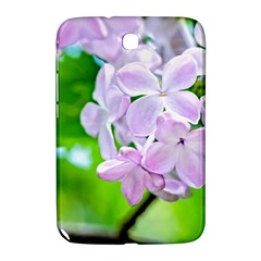 Elegant Pink Lilacs In Spring Samsung Galaxy Note 8 0 N5100 Hardshell Case  by FunnyCow