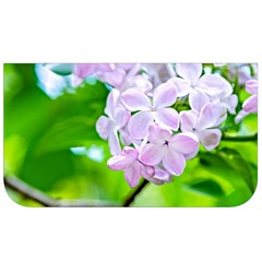Elegant Pink Lilacs In Spring Lunch Bag by FunnyCow