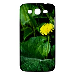 Yellow Dandelion Flowers In Spring Samsung Galaxy Mega 5 8 I9152 Hardshell Case  by FunnyCow