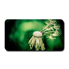 Dandelion Flower Green Chief Medium Bar Mats