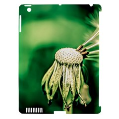 Dandelion Flower Green Chief Apple Ipad 3/4 Hardshell Case (compatible With Smart Cover)