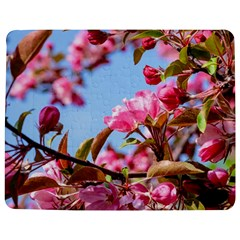 Crab Apple Blossoms Jigsaw Puzzle Photo Stand (rectangular)