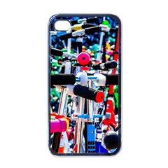 Time To Choose A Scooter Apple Iphone 4 Case (black) by FunnyCow