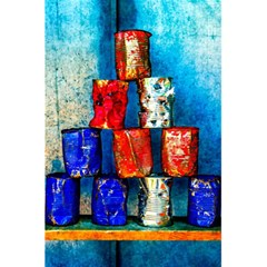 Soup Cans   After The Lunch 5 5  X 8 5  Notebooks by FunnyCow