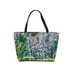 Lilacs Of The First Water Shoulder Handbags by FunnyCow
