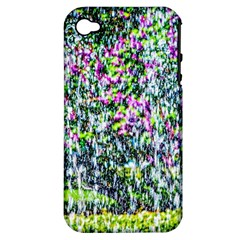 Lilacs Of The First Water Apple Iphone 4/4s Hardshell Case (pc+silicone)