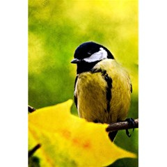 Tomtit Bird Dressed To The Season 5 5  X 8 5  Notebooks