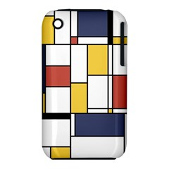 De Stijl Abstract Art Iphone 3s/3gs by FunnyCow