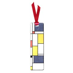 De Stijl Abstract Art Small Book Marks