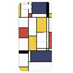 De Stijl Abstract Art Apple Iphone 5 Hardshell Case With Stand by FunnyCow