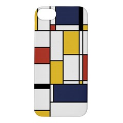De Stijl Abstract Art Apple Iphone 5s/ Se Hardshell Case by FunnyCow