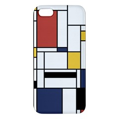 Abstract Art Of Avant Garde Apple Iphone 5 Premium Hardshell Case by FunnyCow