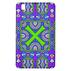 Purple Green Shapes                                  Samsung Galaxy Tab Pro 10 1 Hardshell Case