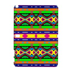 Distorted Colorful Shapes And Stripes                                   Htc Desire 601 Hardshell Case