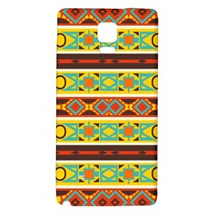 Ovals Rhombus And Squares                                    Samsung Galaxy Note Edge Hardshell Case
