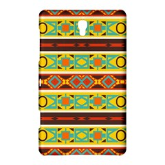 Ovals Rhombus And Squares                                    Samsung Galaxy Tab S (8 4 ) Hardshell Case
