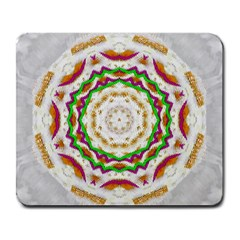 Fauna In Bohemian Midsummer Style Large Mousepads by pepitasart