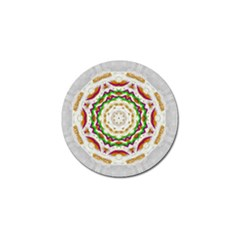 Fauna In Bohemian Midsummer Style Golf Ball Marker (4 Pack) by pepitasart
